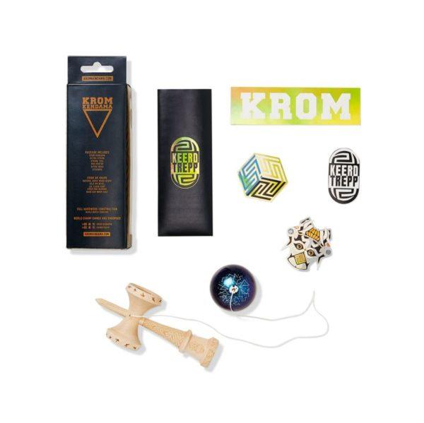KROM Keerdtrepp Pro edition